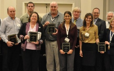 NYS GIS Association 2015 Annual Meeting Minutes Plus Award Winners