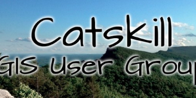 Catskill GIS Users Group Meeting – Apr 27