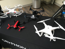 Upstate NY wants to be leader in emerging drone industry. CNY to host convention.