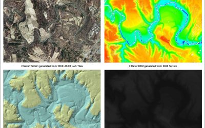 Digital Elevation Models now available for download