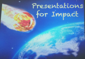 Powerful Presentations Seminar Held July 21 Extremely Useful and Informative