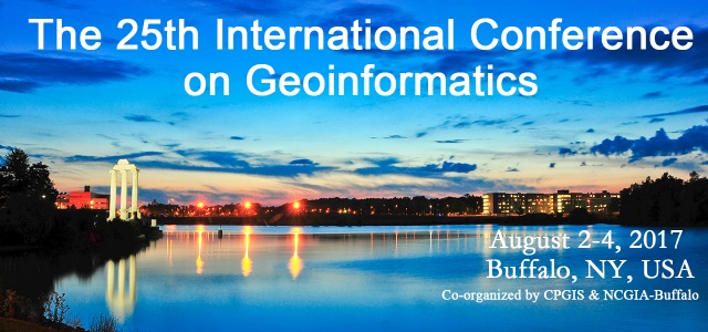 25th International Conference on Geoinformatics