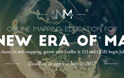 University of Kentucky Online GIS Courses: Session Begins July 17