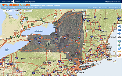 May 23, 4-6PM NYS Office of Information Technology Services Updating Online Mapping Application