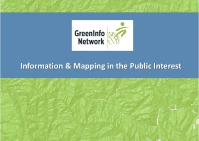 GreenInfo Network