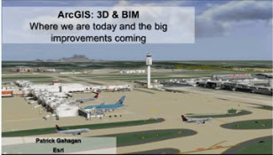 3D and BIM in the ArcGIS platform