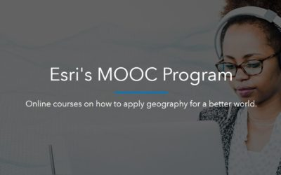 Esri MOOC Program Image