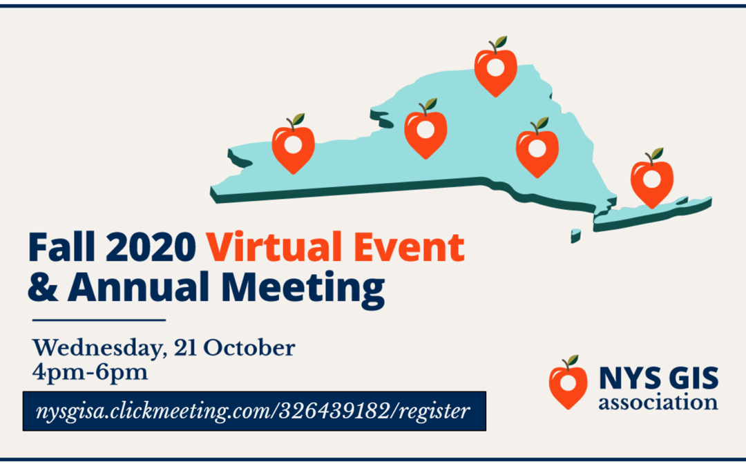 Annual Meeting Next Wednesday!