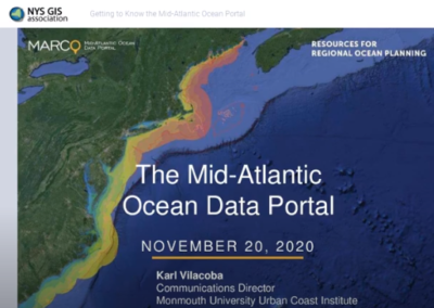 Getting to Know the Mid-Atlantic Ocean Portal