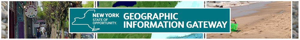 New York OPD Geographic Information Gateway News