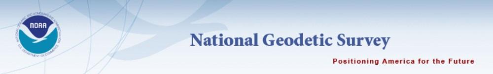 NOAA NGS 2021 Geospatial Summit